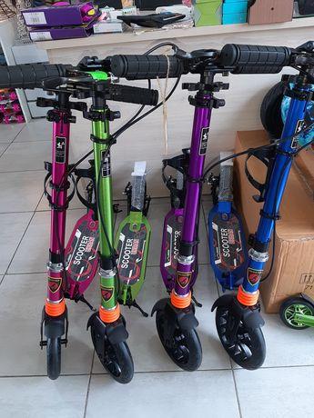 Самокат складной scooter urban колесо протектор