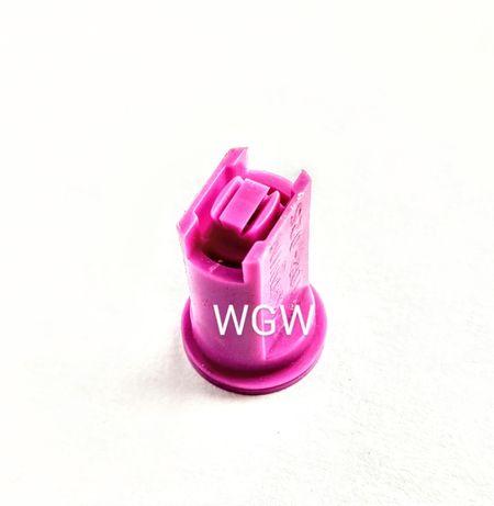 Dysze dysza dwustrumieniowa antyznoszeniowa MMAT EŻK TWIN 025 fiolet