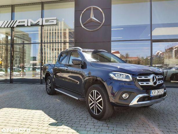 Mercedes-Benz Klasa X 250d 4MATIC ~Polski salon ~Pierwszy właściciel ~Serwis ASO