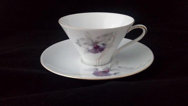 Porcelanowa filiżanka Duo Eschenbach Bavaria