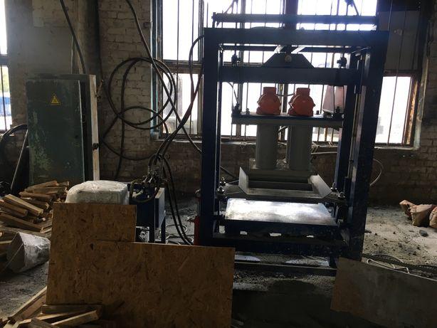 Готовый бизнес производство бетонных изделий