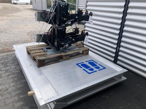 Winda załadowcza IVECO DUCATO SPRINTER MASTER 750 kg Montaż