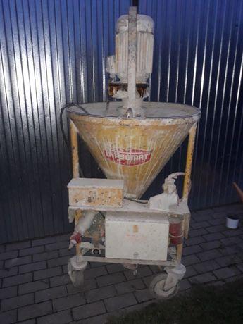 Agregaf tynkarski Putzmeister Gipsomat z kompresorem