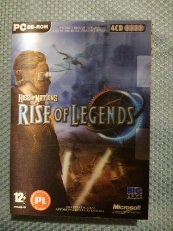 Rise of legends gra strategiczna