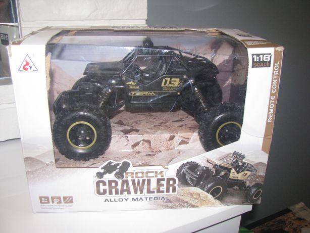 nowy samochód zdalnie sterowany Rock Crawler RC z napędem 4x4 , 2,4GHz