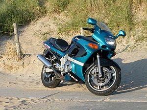 Kawasaki zzr 600 peças