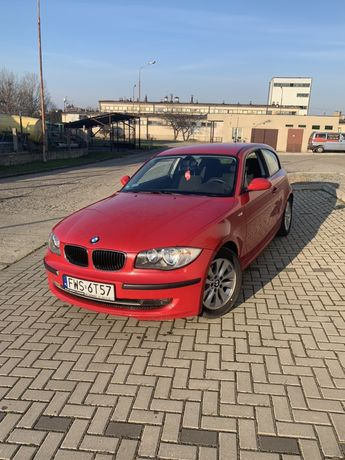 BMW E81 116i, 2008rok! Mega doinwestowana! Okazja! ZAMIANA