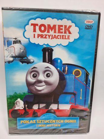 Bajka na dvd Tomek i przyjaciele pokaz sztucznych ogni