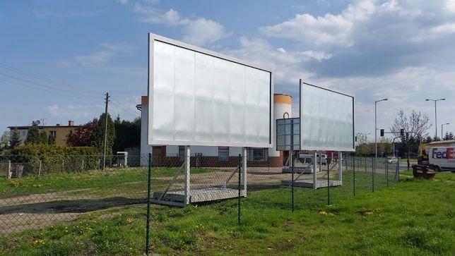 Billboard, powierzchnia reklamowa, Szamotuły
