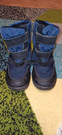 Термо зимние ботинки