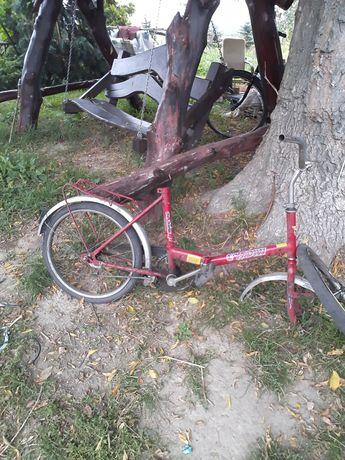 Rower składak Wigry 3
