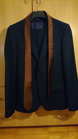 Elegancki zestaw Garnitur Pawo plus krawat Mango