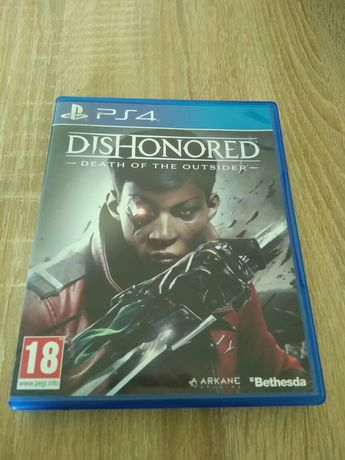Dishonored death od the outsider pl ps4