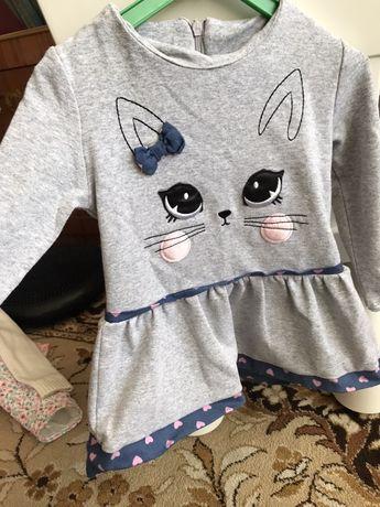 Плаття котик 1-1,5 року