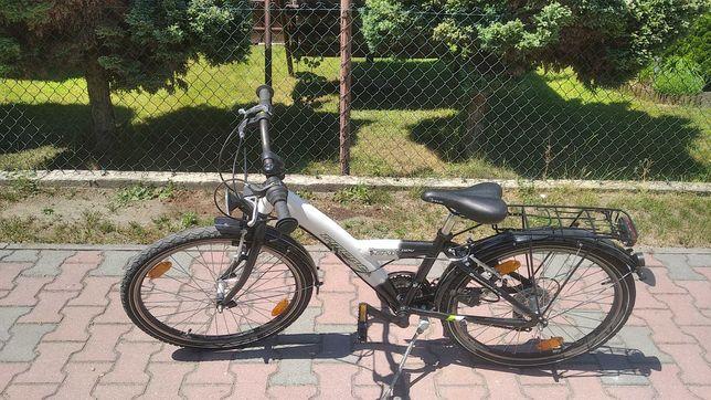 """aluminiowy rower dziecięcy 24"""" Vermont boy 241"""