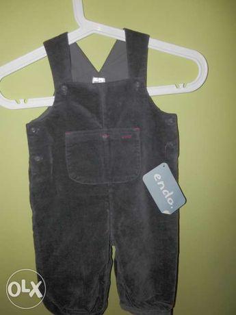Spodnie ENDO 12-18 m Nowe
