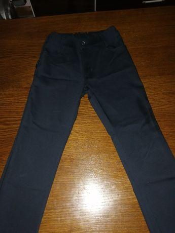 Eleganckie spodnie 122 128