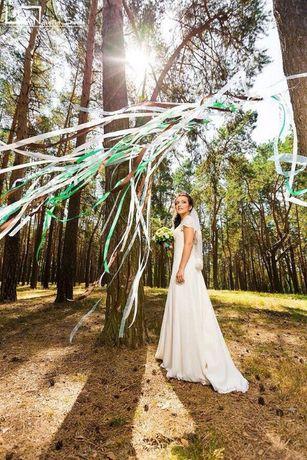 Продам свадебное платье от дизайнера Татьяны Янченко