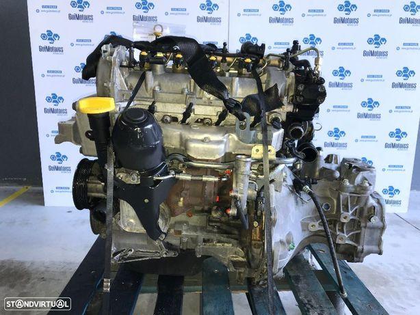 Motor OPEL CORSA D 1.3CDTI 75CV, Ref: Z13DTJ -  mil kms