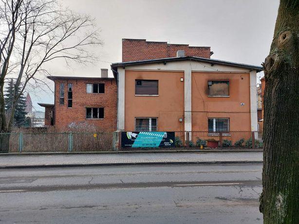 Nieruchomość na sprzedaż ( bajadera) plus budynek obok