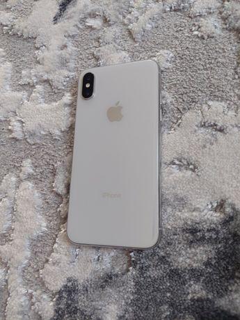Apple Iphone X 256GB Neverlock Айфон 10 Белый 256Гб состояние идеал