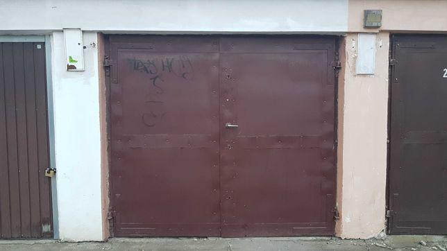 Garaż murowany prąd magazyn - Popowicka, Legnicka, Port Popowice