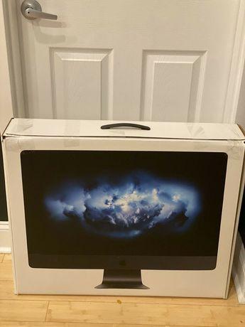 """Apple 27 """"iMac Pro z wyświetlaczem Retina 5K (koniec 2017 r.)"""