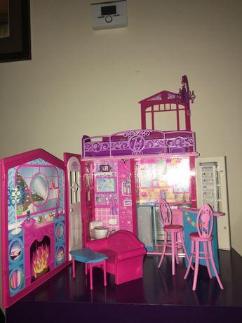 Domek willa Barbie + gratis