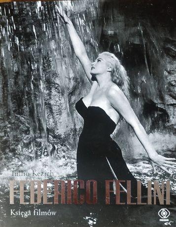 Książka Księga filmów album nowa, Fellini