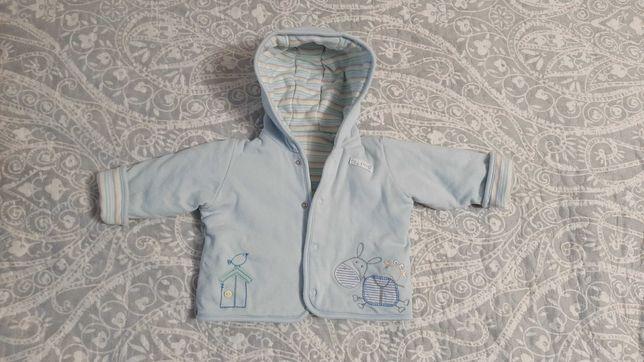 Кофта-курточка на кнопках