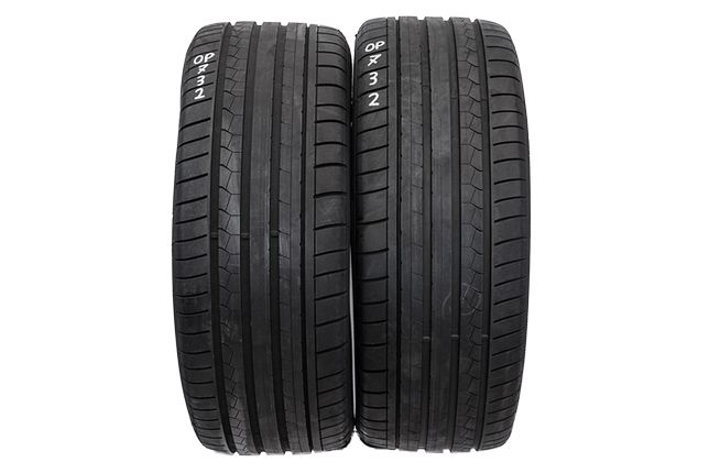 2x255/40R21 102Y Dunlop (Lato) Op732.S10