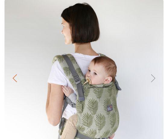 Эрго-рюкзак love&carry слинг от рождения кенгуру