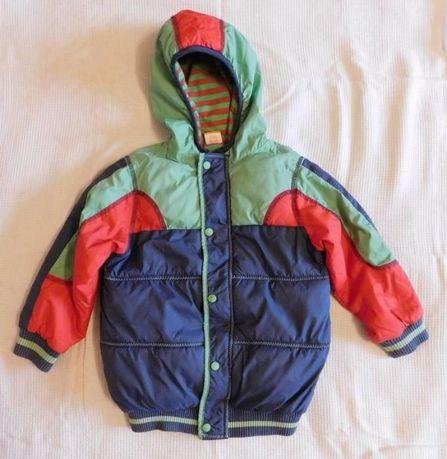 Весенняя курточка на мальчика 4-5 лет