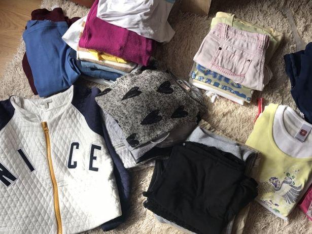 Mega paka ubrań dla dziewczynki rozm. 140-158