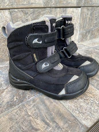 Термо сапоги(ботинки)viking gor tex 27р