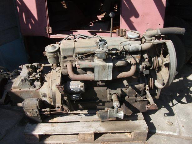 silnik star 660 benzynowy + skrzynia biegów