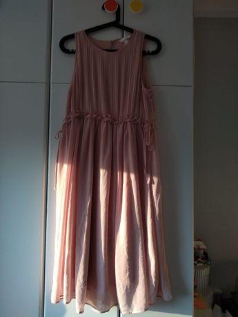 Sukienka ciążowa z kolekcji MAMA H&M