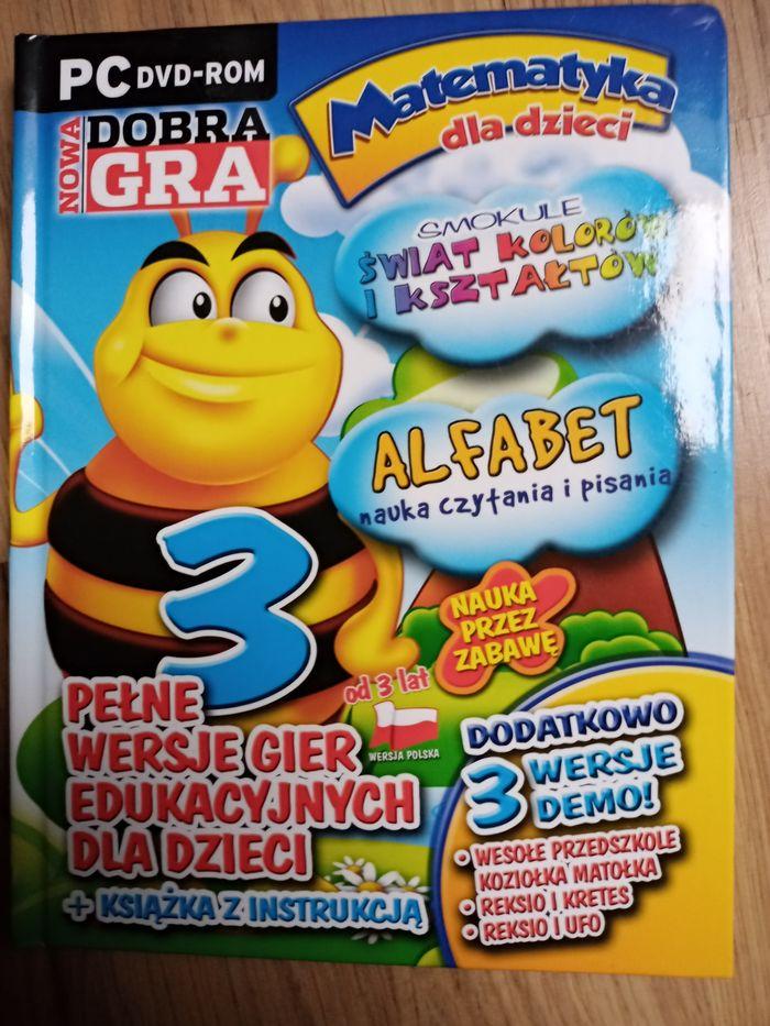 Gra edukacyjna: matematyka, alfabet, świat kolorów PC Kobylnica - image 1