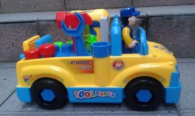 Wóz grający majsterkowicza