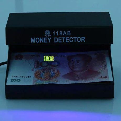 118AB Детектор валют электронный УФ 220V