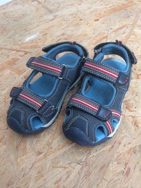 Sandały, sandałki dla dziecka, chłopca, buty.