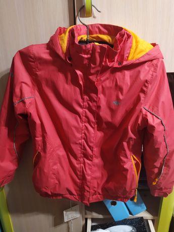 4f 134 kurtka różowa zimowa dla dziewczynki wysyłka