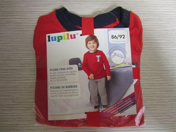 Нова піжама Lupilu 86-92