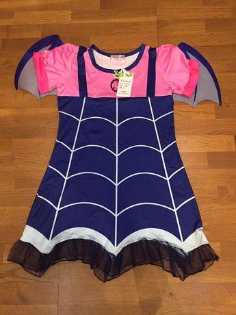 Платье Летучая мышь 9-11 лет
