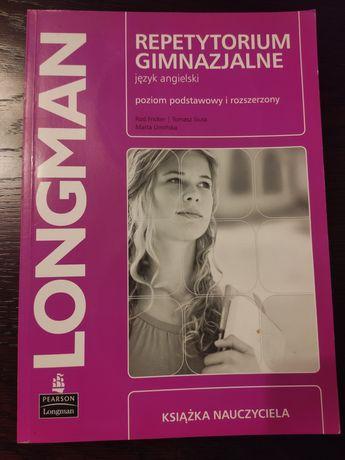 Longman repetytorium książka nauczyciela