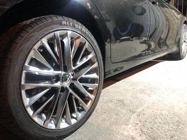 777 Новые литые диски  5/114,3 R18 Toyota Camry Rav4 Lexus RX