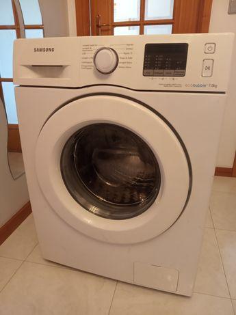 Máquina Lavar Roupa Samsung
