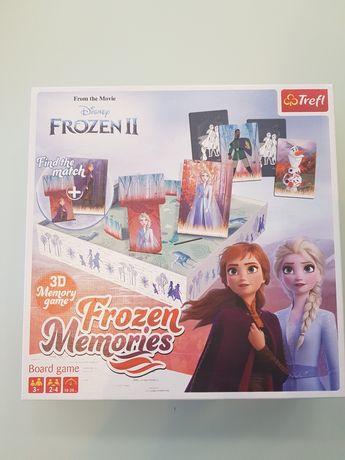 Frozen Memory Gra dla dzieci