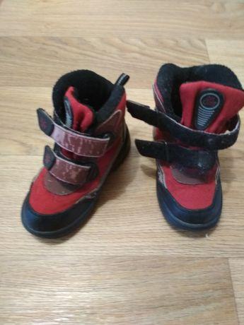Демисезонные ботинки унисекс, р-р 28