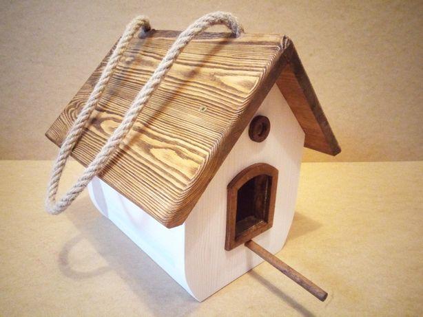 Шпаківня / скворечник / домик для птиц / декор для сада
